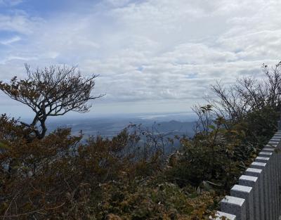 念願の⭐︎筑波山