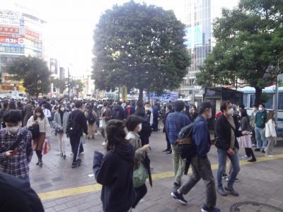 ハロウィーンの渋谷・吉祥寺