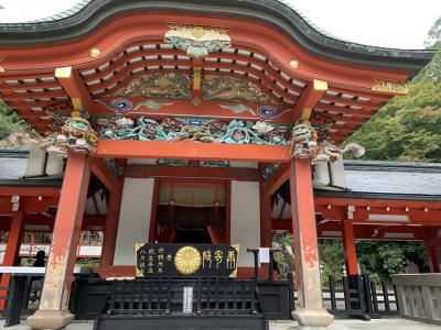 GOTOトラベル②熊本と鹿児島を堪能する4泊5日の旅③霧島周遊