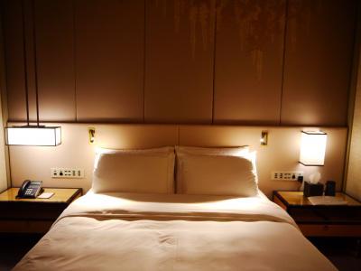 初めてのマンダリンオリエンタル東京!エグゼクティブスイートにお得に泊まるハッピーな週末♪