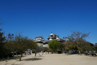 松山城をお散歩(^^♪