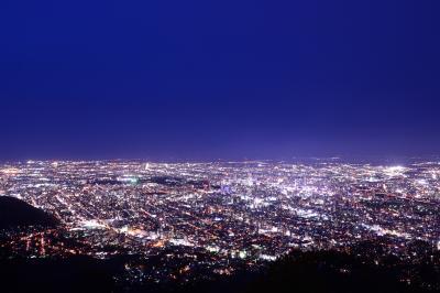 夜景なまら最高・札幌!! 壱