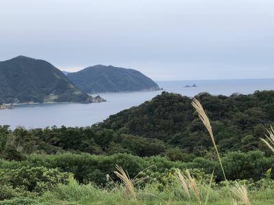 西から南への3泊4日伊豆旅~1日目・堂ヶ島 ~