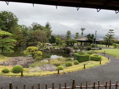 GOTOトラベル②熊本と鹿児島を堪能する4泊5日の旅④仙厳園と指宿温泉