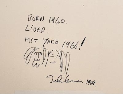 Double Fantasy John & Yoko(ダブル・ファンタジー ジョンとヨーコ)