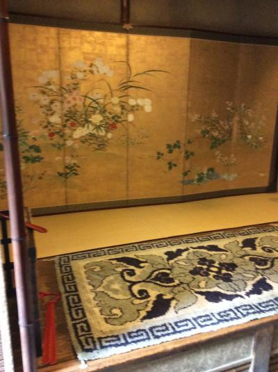 京都 俵屋さんで宿泊してきました。パート①