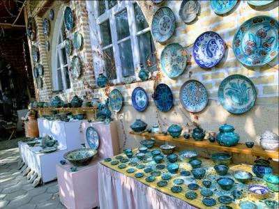 ウズベキスタン リシタン旅行 ~NORIKO学級とナジロフ・アリシェルさんの工房