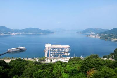 広島旅行2020⑥鞆の浦・ホテル鴎風亭へ
