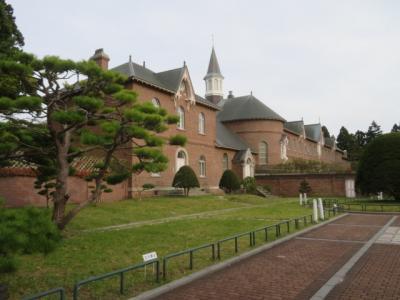 函館の「トラピスチヌ修道院」と「市民の森」を散策しました