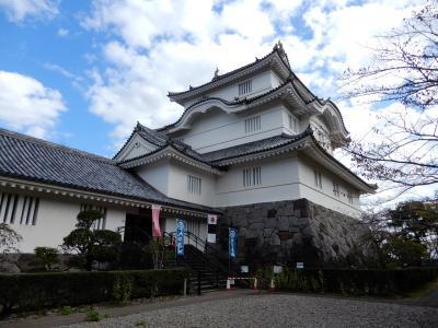 続日本100名城・大多喜城へ 海ほたるを経由して