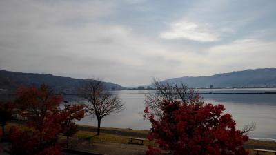 諏訪大社と天竜峡がメイン:秋の諏訪・昼神温泉旅行
