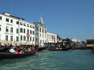 イタリアの旅(ヴェネツィア編)