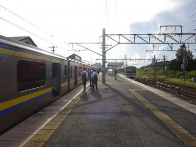 目指せ全駅・銚子電鉄に乗ってきた【おまけ編】千葉まで行ったついで 総武線と東金線とマリンスタジアム