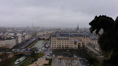 2018パリ二人旅★①ミュージアムパスで美術館巡り