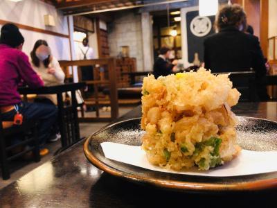 小樽の街を 2泊3日で ぶらり旅  2日目 ② 怒涛の海の後には怒涛の料理が待っていた