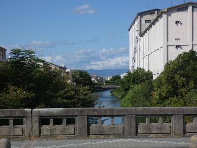 京都 伏見 濠川(Horikawa, Fushimi, Kyoto, JP)