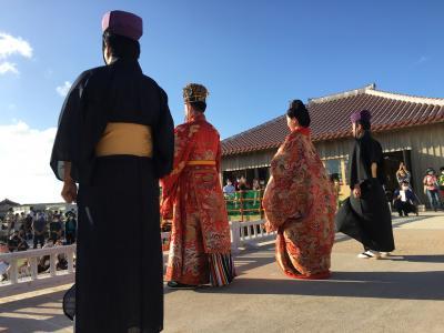 2泊3日の初沖縄 一人旅 その3 首里城祭 牧志公設市場 那覇市内の旅