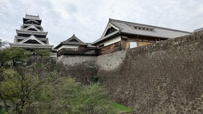 Go to Travel第二弾①ー熊本城復旧中