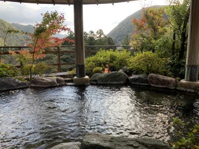 やっと、やっと県外に出かけられた♪山中温泉 花紫へ2020