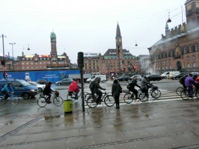 まだ寒いデンマークと晴れていたミラノ コペンハーゲン編