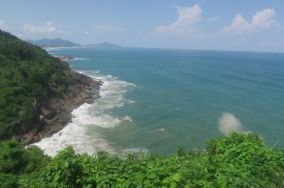 香港から陸路でベトナムへ(高速鉄道、バス、寝台列車…)7日目 列車でハイヴァン峠越え