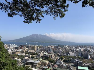 GOTOトラベル②熊本と鹿児島を堪能する4泊5日の旅⑤鹿児島市内観光
