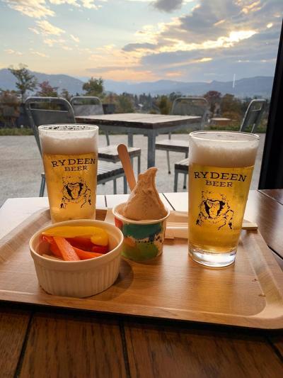 2020年11月 日帰りで新潟へ!魚沼の里で八海山飲み比べ&ライディーンビール♪