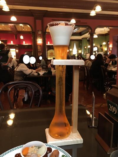 ハッピーアワーを満喫(*^▽^*) ヤードビールでヒャッハー!