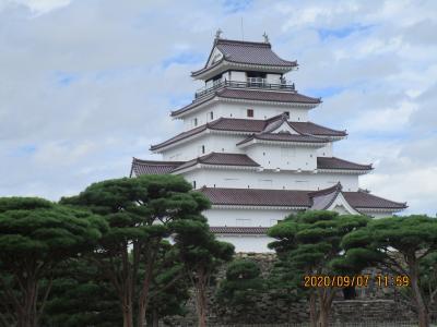 GOTOトラベル:ドライブ旅 Part17.会津 鶴ケ城と東山温泉