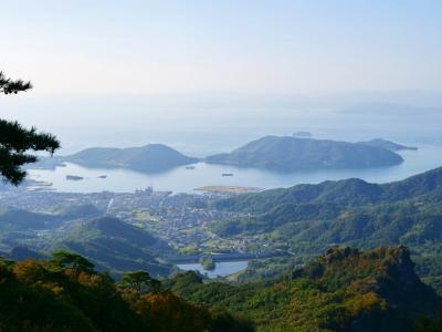 小豆島初心者が行く!「主要観光スポットを一通りおさえたい」旅@寒霞渓*ヤマロク醤油*なかぶ庵*オリーブのリーゼント