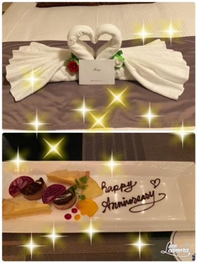 2020年「2人合わせて132歳 結婚38周年記念 第3弾・・・ホテルステイ」ホテル日航成田編2