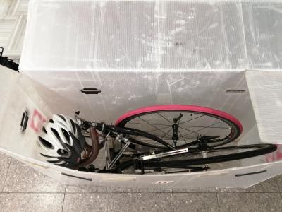 フジドリームエアライン輪行 名古屋から青森まで飛行機に自転車を載せる