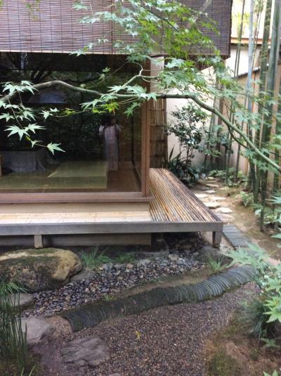 俵屋 京都の老舗旅館に宿泊しました。パート2