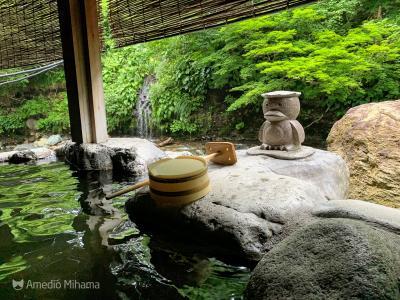 一ノ倉沢ハイキングと温泉三昧の旅