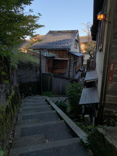 秋の金沢1泊2日 vol.4(終) 主計町茶屋街~金沢駅
