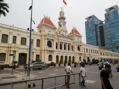 香港から陸路でベトナムへ(高速鉄道、バス、寝台列車…)8日目 ホーチミンうろうろ
