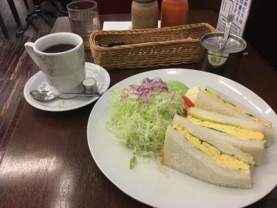 ②京都ひとり歩き カフェ巡り
