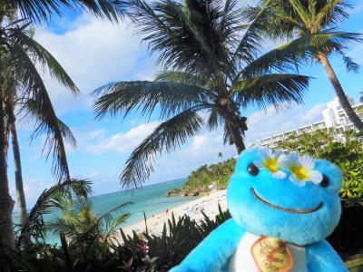 Part.2 Saipanに行きたい~! ムーンビーチ 渡嘉敷島「リゾート満喫♪ぼっち旅…」with マリアナ×ピクルス