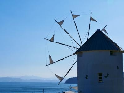 小豆島初心者が行く!「主要観光スポットを一通りおさえたい」旅@エンジェルロード*オリーブ公園