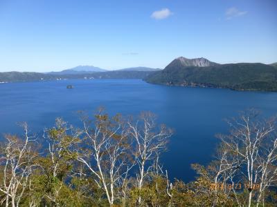 北海道の大自然 能取湖、屈斜路湖、摩周湖、阿寒湖、オンネトー