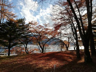 再び、白濁の湯へ・・・日光湯元温泉 紅葉も楽しみました