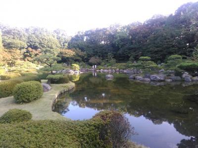 福岡を代表する公園、大濠公園周辺をぐるっと