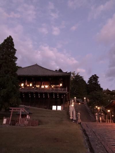 奈良京都 低予算旅