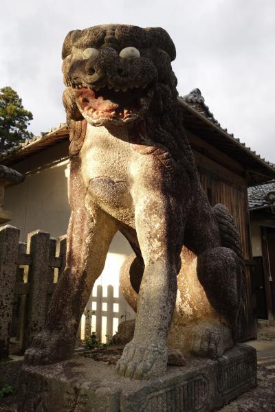 20201104-2 近江舞子 シーズンオフの湖畔を散歩したり、八幡神社行ったり