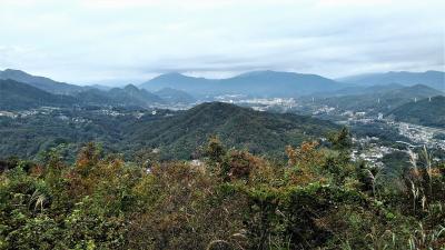 神奈川県・日連(ひずれ)アルプスを巡る