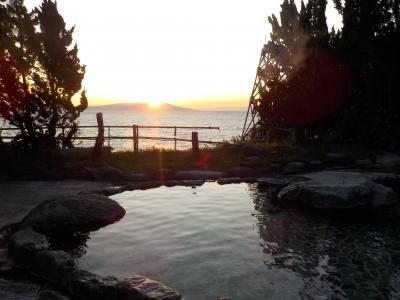 波音に癒され、熱川温泉2泊旅。