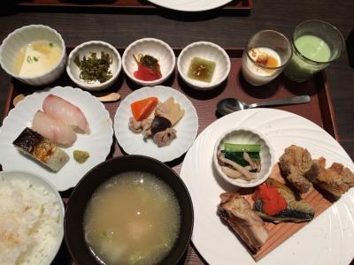 GO TOで行く博多7泊8日その8☆三井ガーデンホテル福岡中洲の朝食