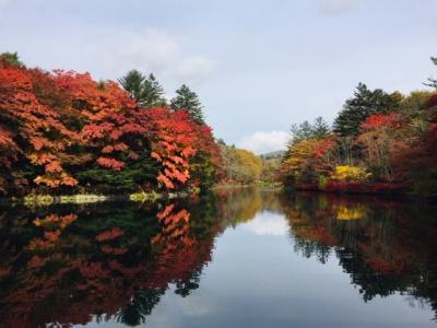 2020秋の軽井沢へ