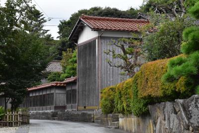 加賀橋立の町歩き2020~北前船で莫大な富を得た船主集落~(石川)