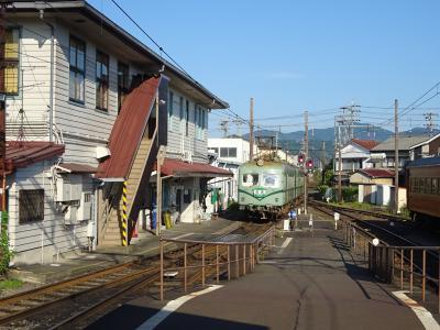 あなたはどこに行きたいの そんな1日【その1】 大井川鐵道に1駅区間乗ってから静岡空港へ